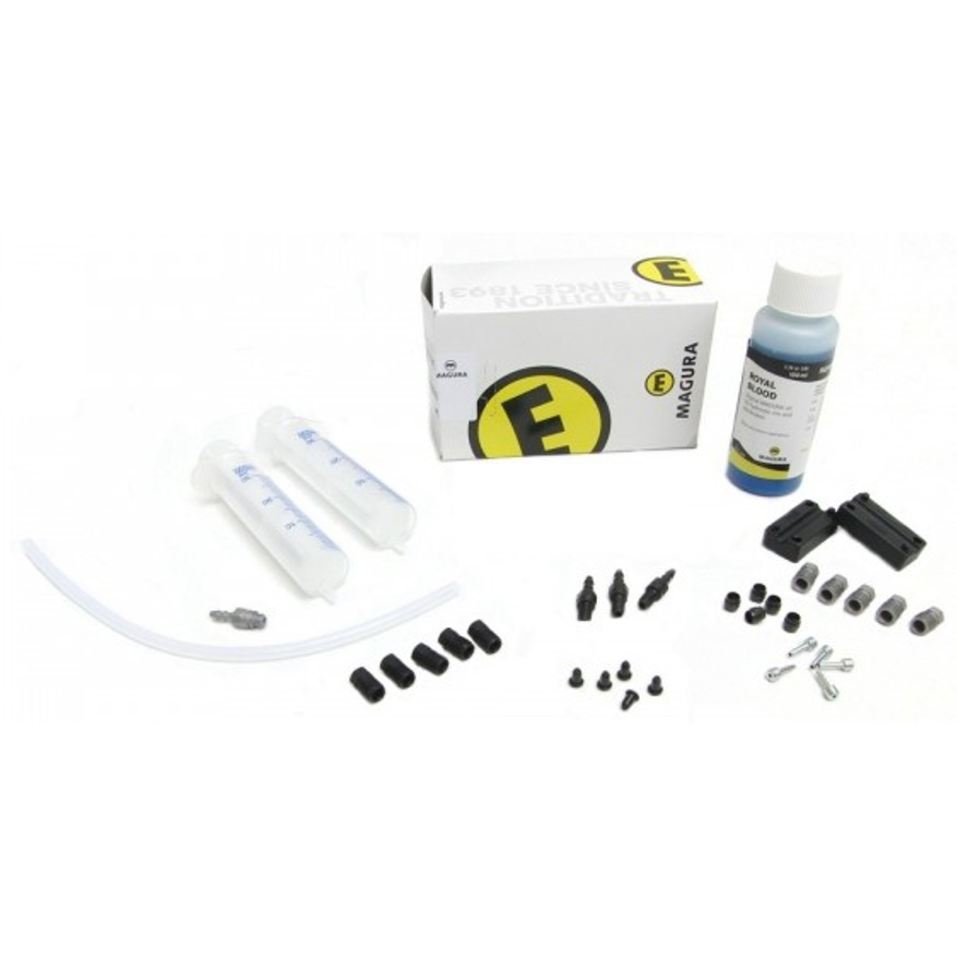 Magura Dealer service//bleed kit disc//rim