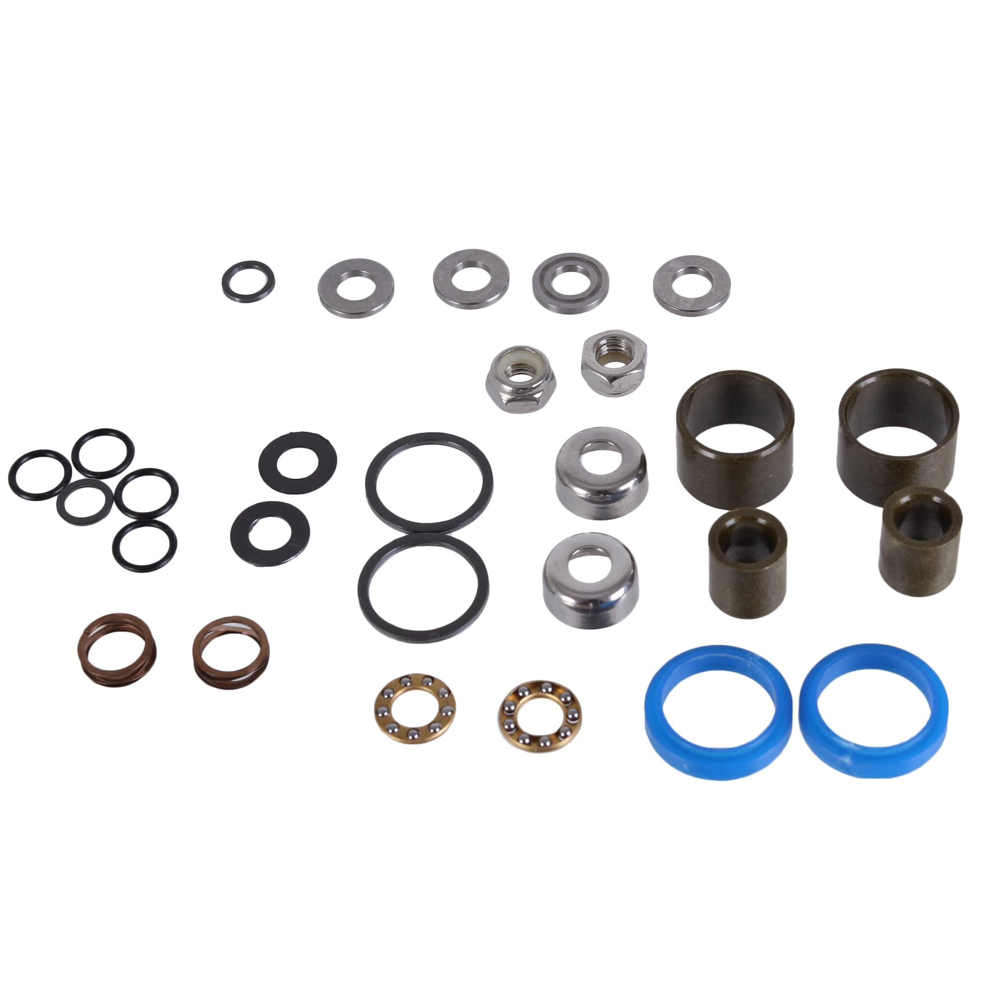 HT Components Pedal Rebuild kit Evo-1